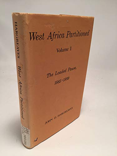 9780299067205: 001: West Africa Partitioned