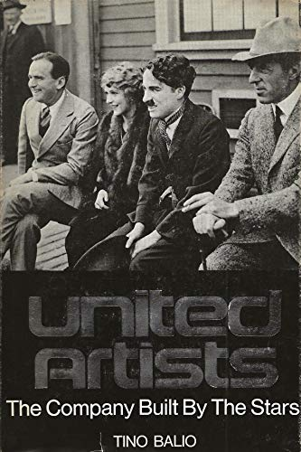 9780299069445: United Artists: The Company Built by the Stars