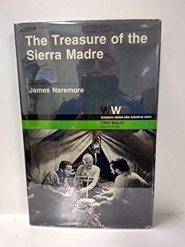 Treasure of the Sierra Madre (Wisconsin/Warner Brothers Screenplays)