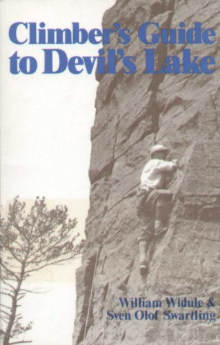 9780299078041: Climber's Guide to Devil's Lake