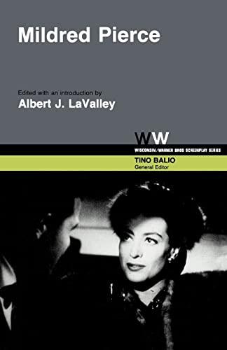 9780299083748: Mildred Pierce (Wisconsin / Warner Bros. Screenplays)