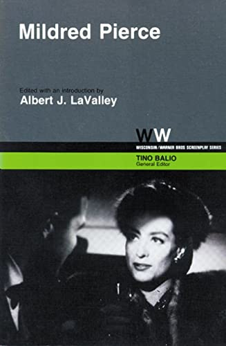 9780299083748: Mildred Pierce (Wisconsin / Warner Bros. Screenplays)