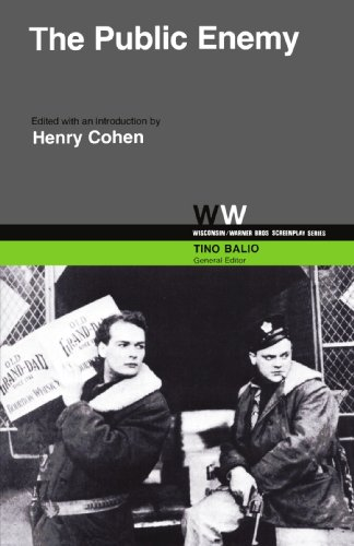 9780299084646: The Public Enemy (Wisconsin / Warner Bros. Screenplays)
