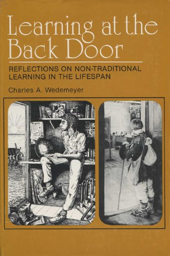 9780299085605: Learning at the Back Door: Reflections on Non-traditional Learning in the Lifespan