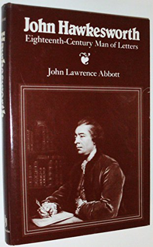 9780299086107: John Hawkesworth: Eighteenth-Century Man of Letters