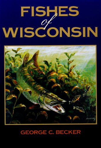 9780299087906: Fishes Of Wisconsin