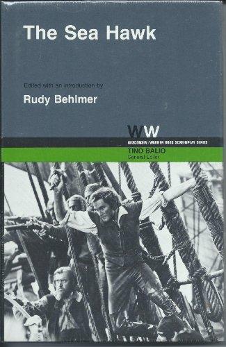 9780299090104: The Sea Hawk (Wisconsin/Warner Bros. Screenplay Series)