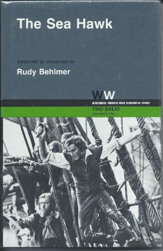 9780299090104: The Sea Hawk (Wisconsin/Warner Bros. Screenplay Series)