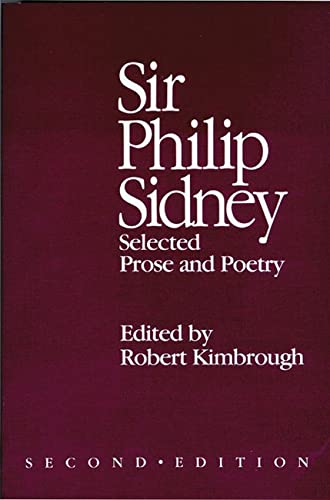 9780299091347: Sir Philip Sidney: Selected Prose and Poetry