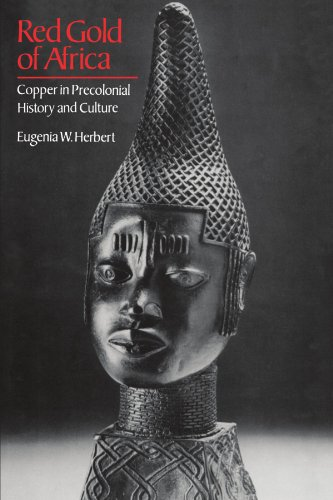 9780299096045: Red Gold of Africa: Copper in Precolonial History and Culture