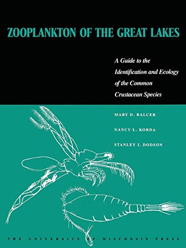 9780299098209: Zooplankton of the Great Lakes