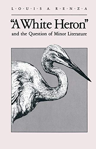 9780299099640: White Heron (Wisconsin Project on American Writers)