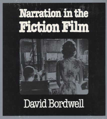 Narration in the Fiction Film (0299101746) by David Bordwell