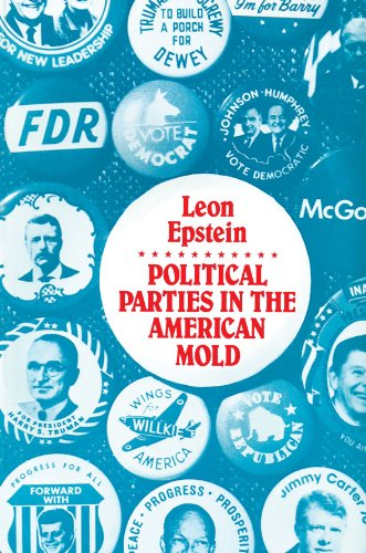 9780299107048: Political Parties in the American Mold