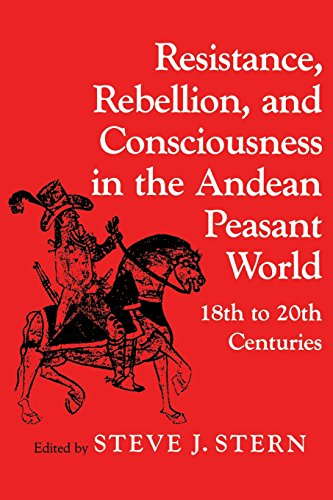 Resistance, Rebellion, and Consciousness in the Andean: Stern, Steve J.