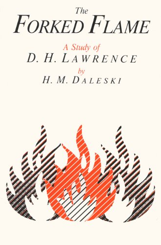9780299114145: The Forked Flame: A Study of D.H. Lawrence