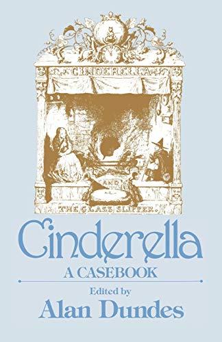 9780299118648: Cinderella: A Casebook (Garland Folklore Casebooks)