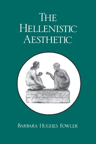 9780299120443: Hellenistic Aesthetic (Wisconsin Studies in Classics)