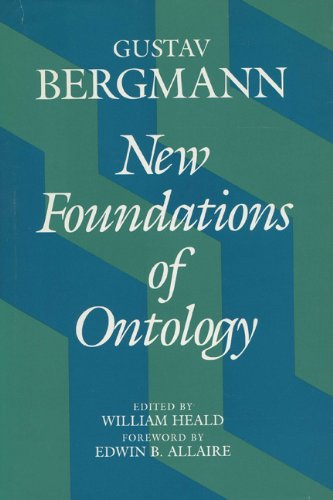 9780299131302: New Foundations Of Ontology