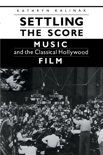 9780299133641: Settling the Score: Music and the Classical Hollywood Film (Wisconsin studies in film)