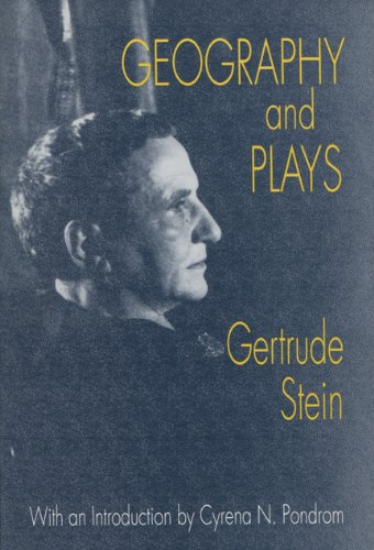 9780299134709: Geography and Plays