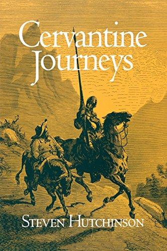 9780299134846: Cervantine Journeys