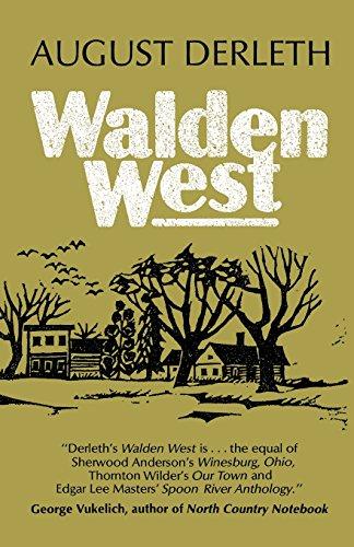 Walden West (North Coast Books): August Derleth