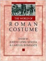 9780299138509: The World of Roman Costume