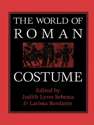 9780299138547: The World of Roman Costume (Wisconsin Studies in Classics)