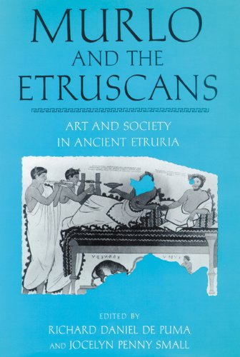 9780299139100: Murlo and the Etruscans: Art and Society in Ancient Etruria