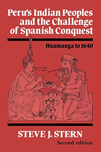9780299141844: Peru's Indian Peoples and the Challenge of Spanish Conquest: Huamanga to 1640