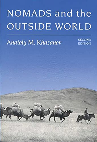9780299142841: Nomads and the Outside World Nomads and the Outside World Nomads and the Outside World