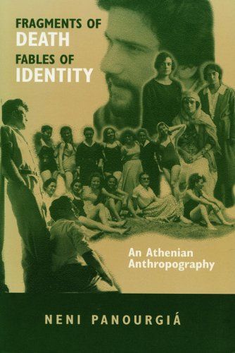 9780299145606: Fragments of Death, Fables of Identity: An Athenian Anthropography (New Directions in Anthropological Writing)