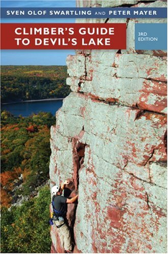 9780299145941: Climber's Guide to Devils Lake (A North Coast Book)