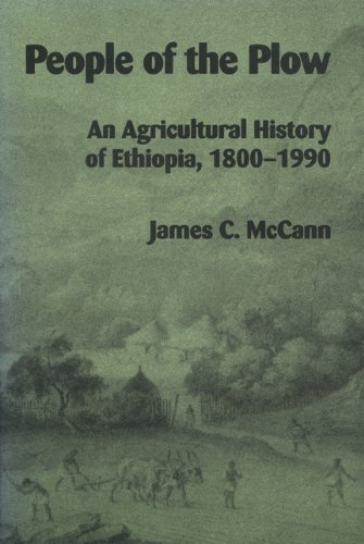 9780299146108: People of the Plow: An Agricultural History of Ethiopia, 1800–1990