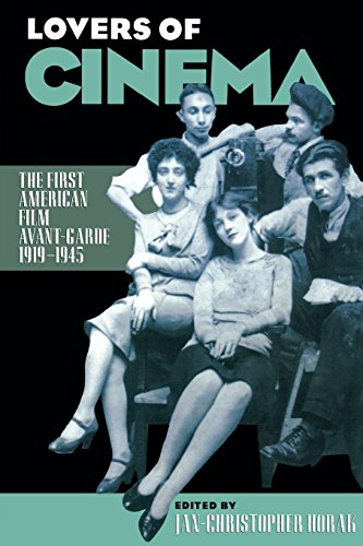 9780299146849: Lovers of Cinema: The First American Film Avant-Garde, 1919–1945 (Wisconsin Studies in Film)