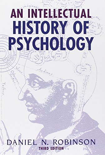 9780299148447: An Intellectual History of Psychology