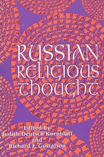 9780299151348: Russian Religious Thought