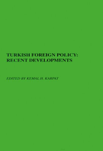 9780299152345: Turkish Foreign Policy: Recent Developments