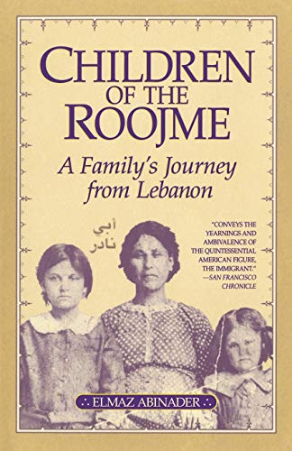 9780299157340: Children of the Roojme: A Family's Journey from Lebanon