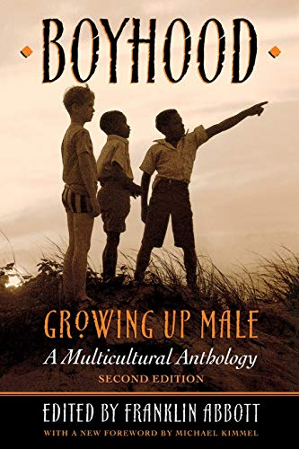 9780299157548: Boyhood, Growing Up Male: A Multicultural Anthology