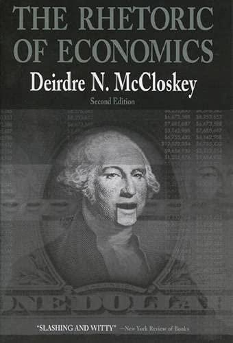 9780299158101: The Rhetoric of Economics (Rhetoric of the Human Sciences)