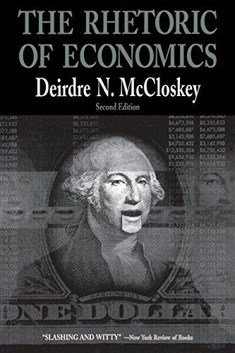 9780299158149: The Rhetoric of Economics (Rhetoric of the Human Sciences)