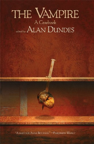 9780299159207: The Vampire: A Casebook