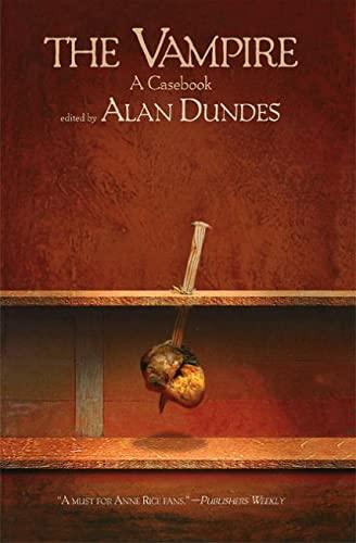 9780299159245: Vampire: A Casebook