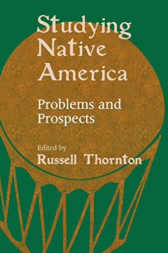 9780299160647: Studying Native America: Problems and Prospects