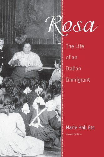 9780299162542: Rosa: The Life of an Italian Immigrant (Wisconsin Studies in Autobiography)