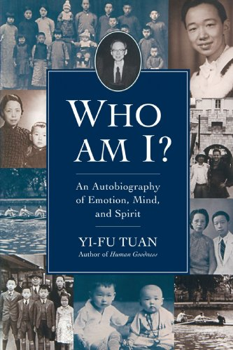 9780299166649: Who Am I?: An Autobiography of Emotion, Mind, and Spirit (Wisconsin Studies in Autobiography)