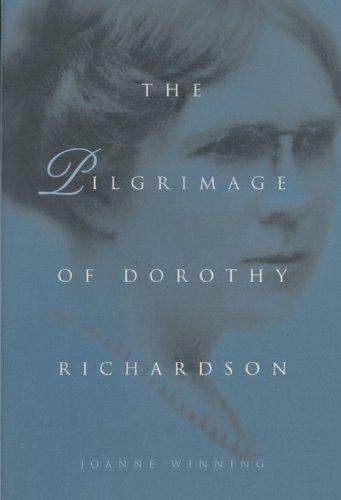 9780299170301: Pilgrimage Of Dorothy Richardson