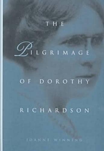 9780299170349: Pilgrimage Of Dorothy Richardson